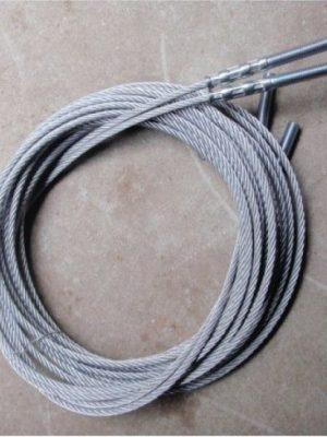 hoist cables
