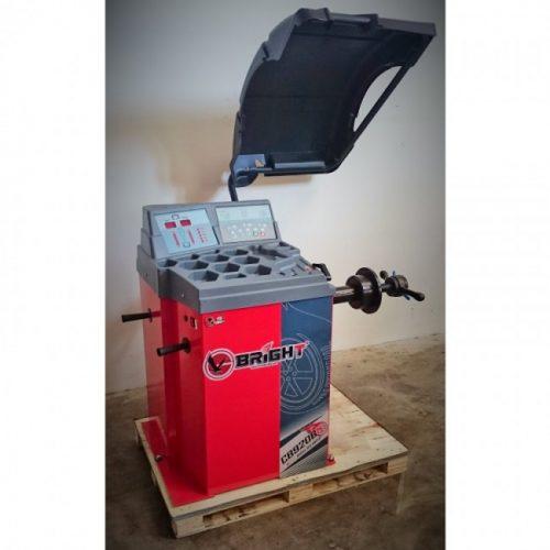 Wheel Balancer Machine Maintenance